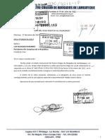 Proyecto de Ley 930 - Ley que regula el proceso contencioso administrativo