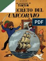 TINTIN - El Secreto del Unicornio.pdf