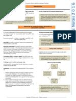 FinQuiz - Curriculum Note, Study Session 4, Reading 14