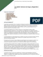 Guía Clínica de Depresión Mayor en El Adulto_ Factores de Riesgo y Diagnóstico