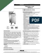 (FT) Freidora Serie LG (ESP)