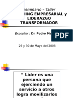 PresentCoachingEmpresarLiderazgoTransf_May08_PedroM