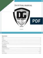 Youth Futsal Manual