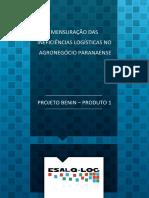 Mensuração Das Ineficiências Logísticas No Agronegócio Paranaense