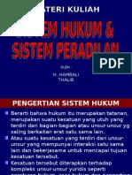 Dokumen.tips Sistem Hukum Sistem Peradilan
