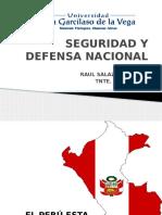 3 Parte Seguridad y Defensa Nacional