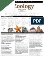 Zoology Syllabus Copy