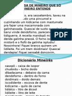 Conversa de Mineiro