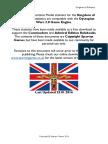 Kingdom of Britannia Full Orbat 25.01.2015