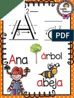 Alfabeto Guiado Alma