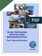 FMI Global Industrial Benchmarking Major Yards Navy Rpt