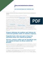 Modelo Plan de Negocios Tienda de Conveniencia 2
