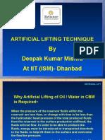 Artificial Lift- DM