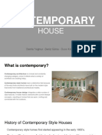 Dgursu43288 245 What is a Contemporary House