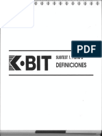 Test Breve de Inteligencia de Kaufman (K-bit) Manual