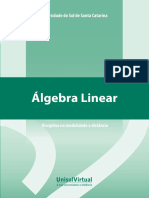 Álgebra Linear