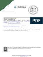 Boissevain - 1979 - Network Analysis a Reappraisal