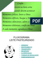 57325350 Pasteurizacao Do Leite Fluxograma