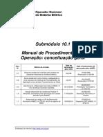 Submódulo 10.1_Rev_1.1 PROCEDIMENTOS DE REDE