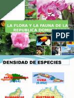 La Flora y La Fauna de La republica dominicana