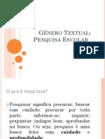 Gênero Textual - Pesquisa Escolar.pdf
