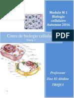 M TRIQUI COURS DE BIOLOGIE CELLULAIRE 2016-2017 .pdf