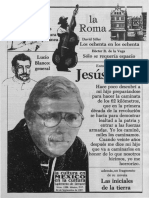 Jesús Díaz entrevista