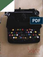 Antel- o Arquivo e Os Deslocamentos Dos Usos Da Tradicao