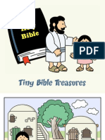 Tiny Bible Treasures