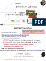Control Systems in LabVIEW - Overview