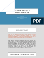 Group Project Presentation