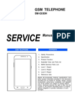 Cover Service Manual SM-G530M (Grand Prime)