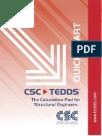 TEDDS Quick Start Guide (GB)