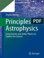 Principles of Astrophysics Using Gravity [2014]