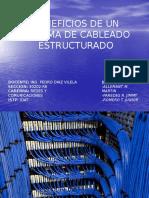 Final Beneficios de Un Sistema de Cableado Estructurado