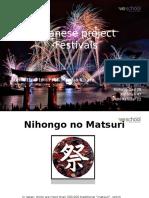 Nihongo No Matsuri Latest JAPANESE FESTIVALS