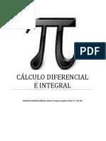 Apuntes Cálculo Diferencial e Integral