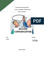 Acción Comunicativa