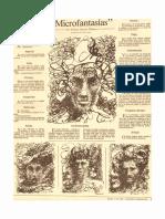 Osorio Marín, Nelson - Microfantasías