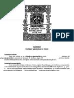 Anónimo - Castigos y Enxemplos de Catón (Edición de Medina Del Campo - 1543)