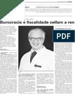 Entrevista ao Jornal Vida Económica - 06.01.2017 - Pág1