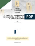 El Correcto Procesamiento y Embalaje de La Evidencia (Guatemala)._opt
