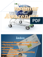 consumer awareness in india