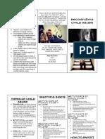 recognizing child abuse brochure - google docs