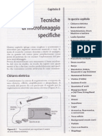 Tecniche Di Registrazione - Cap. 8