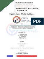 Identificacion y Evaluacion de Riesgos de La Industria Mulalillo Final