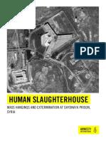 De doodsfabriek van Assad