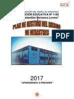 Plan de Gestión Del Riesgo y Contingencia 2017 Ccesa007