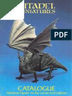 Catálogo - Citadel Miniatures 1983.pdf