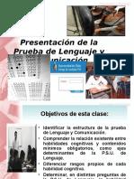 Presentación Prueba